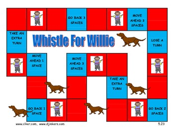 Journeys 2014/2017 First Grade Unit 5 Lesson 23: Whistle for Willie