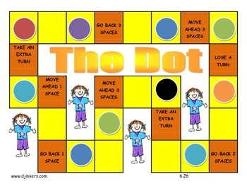 Journeys 2014/2017 First Grade Unit 6 Lesson 26: The Dot