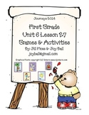 Journeys 2014/2017 First Grade Unit 6 Lesson 27: What Can You Do?