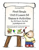 Journeys 2014/2017 First Grade Unit 6 Lesson 28: The Kite: Frog & Toad
