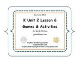 Journeys 2014/2017 Kindergarten Unit 2 Lesson 6: My Five Senses