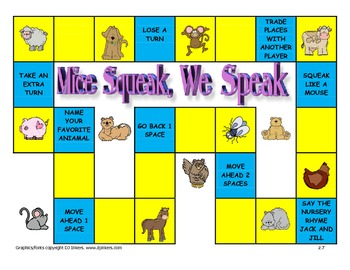 Journeys 2014 Kindergarten Unit 2 Lesson 7: Mice Squeak, We Speak