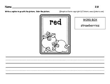 Journeys 2014/2017 Kindergarten Unit 2 Lesson 8: Move!