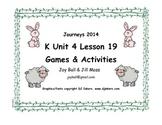 Journeys 2014/2017 Kindergarten Unit 4 Lesson 19: Sheep Take a Hike