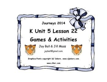 Journeys 2014/2017 Kindergarten Unit 5 Lesson 22: Leo the Late Bloomer