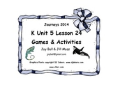 Journeys 2014/2017 Kindergarten Unit 5 Lesson 24: Chameleon, Chameleon