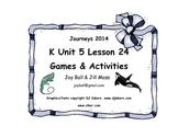 Journeys 2014/2017 Kindergarten Unit 5 Lesson 24: Chameleo