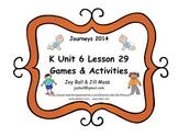 Journeys 2014/2017 Kindergarten Unit 6 Lesson 29: Look At Us