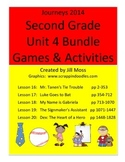 Journeys 2014/2017 Second Grade Unit 4 Bundle