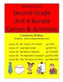 Journeys 2014/2017 Second Grade Unit 4 Bundle