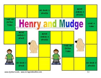Journeys 2014/2017 Second Grade Unit 1 Lesson 1: Henry and Mudge