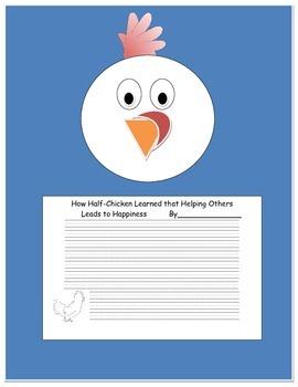 Journeys 2014/2017 Second Grade Unit 5 Lesson 24:Half-Chicken