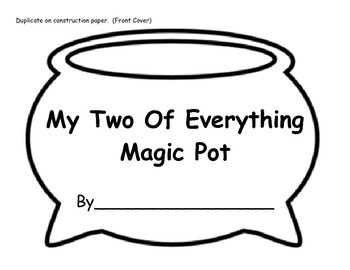 Journeys 2014/2017 Second Grade Unit 6 Lesson 29: Two of Everything