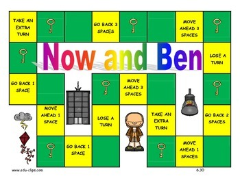 Journeys 2014 Second Grade Unit 6 Lesson 30: Now and Ben
