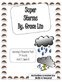Journey's {2014} Super Storms Literacy Centers