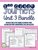 Journeys Third Grade Unit 3 - ALL Resources