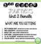 Journeys 2014 Third Grade, Unit 2 BUNDLE of Resources