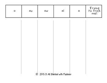Journeys Third Grade, Unit 2, Lesson 10 Phonics Activity