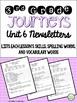 Journeys 2014 Third Grade, Unit 6 BUNDLE of Resources