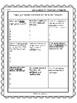 Journeys Third Grade Unit 6 Tic-Tac-Vocabulary
