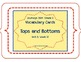 Journeys Unit 3 Vocabulary Card Bundle for Lessons 11-15,