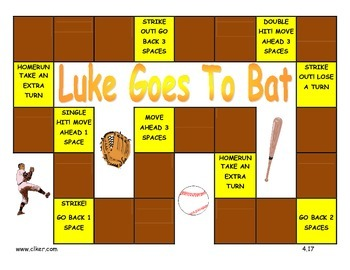 Journeys 2014/2017 Second Grade Unit 4 Lesson 17: Luke Goes To Bat