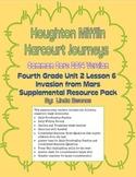 Journeys 2014 Version Fourth Grade Unit 2 Lesson 6 - Invas