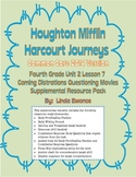 Journeys 2014 Version Fourth Grade Unit 2 Lesson 7 - Coming Distractions
