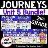 Journeys 2nd Grade Unit 5 Supplemental Activities & Printables 2017
