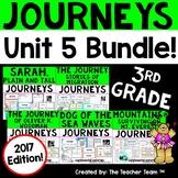 Journeys 3rd Grade Unit 5 Printables Bundle 2017 or 2014