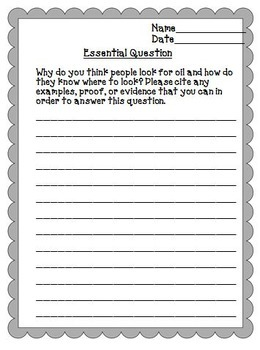 Journeys 4th Grade Unit 4 Supplemental Activities & Printables 2017