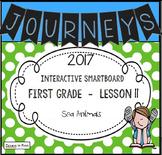 Journeys 2017 Lesson 11 First Grade Interactive Smartboard Slides