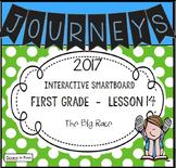Journeys 2017 Lesson 14 First Grade Interactive Smartboard Slides