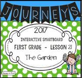 Journeys 2017 Lesson 21 First Grade Interactive Smartboard Slides