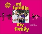 Journeys 2017 Second Grade Unit 1.2 Mi Familia and Family Poetry Flipcharts