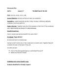 Journeys 2017 Unit 4 Lesson 17 plan