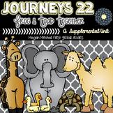 Journeys 22 Amazing Animals A Supplemental Unit