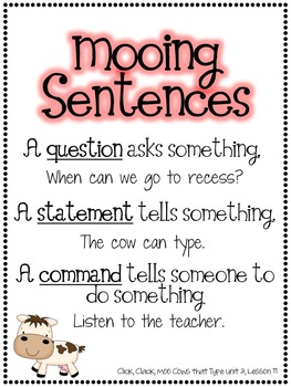 Journeys 2nd Grade- Click, Clack, Moo Cows That Type Unit 3, Lesson 11