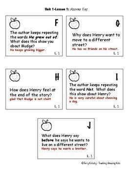 2nd Grade Journeys - FREE Lesson 1:  Effective Supplemental Materials