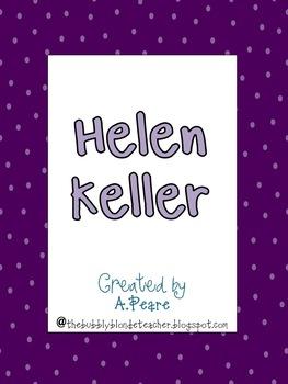 Journeys 2nd Grade- Helen Keller Unit 3, Lesson 14