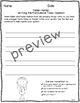 Journeys 2nd Grade Helen Keller Weekly Skills Test and Writing Tasks