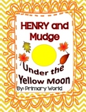 """Journeys 2nd Grade """"Henry and Mudge Under the Yellow Moon"""" 1.3"""