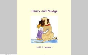 Journeys Grade 2 Henry and Mudge Unit 1.1