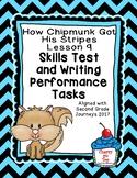 Journeys 2nd Grade How Chipmunk Got His Stripes Skills Tes