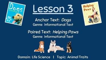 Journeys 2nd Grade - Lesson 3 Slides