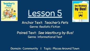 Journeys 2nd Grade - Lesson 5 Slides