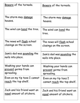 Journeys 2nd Grade Lesson 8 Vocabulary Foldable; Super Storms