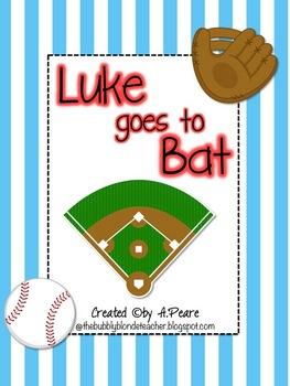 Journeys 2nd Grade- Luke Goes to Bat Unit 4, Lesson 17