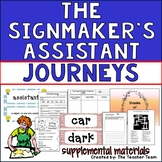 Journeys 2nd Grade Unit 4 Lesson 19   The Signmakers Assistant