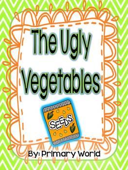 "Journeys 2nd Grade ""The Ugly Vegetables"" Unit 2.7"